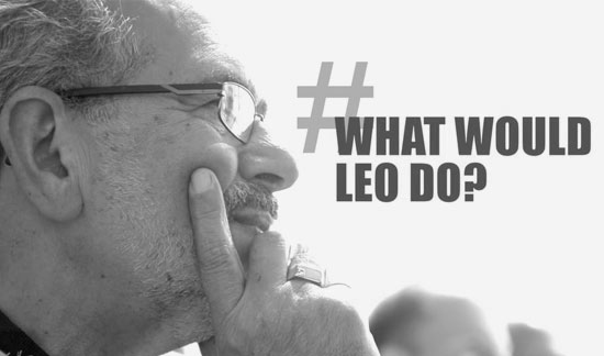 What would Leo do?