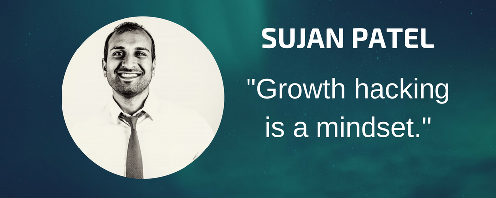 Sujan Patel of Mailshake and Web Profits discusses the most common conceptions about 'growth hacking.'